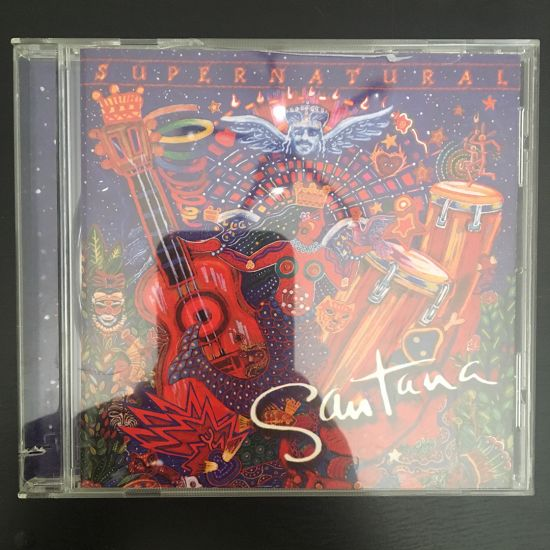 Santana: Supernatural CD