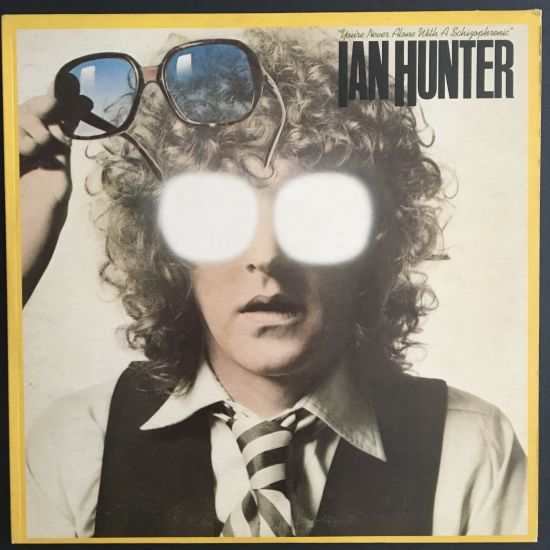 Ian Hunter: You're Never Alone With a Schizophrenic LP