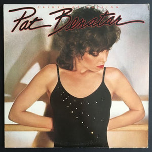 Pat Benatar: Crimes Of Passion LP
