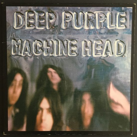 Deep Purple: Machine Head LP