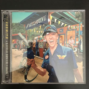 Aerosmith: A Little South of Sanity CD