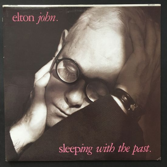 Elton John: Sleeping With the Past LP