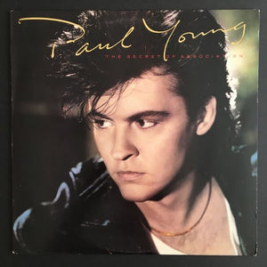 Paul Young: The Secret of Association LP