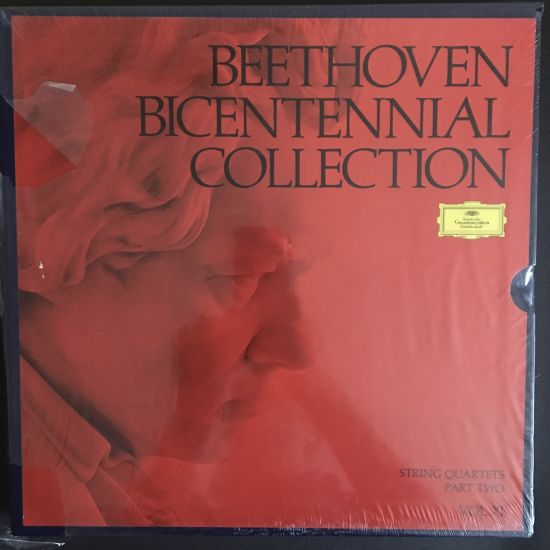 Ludwig van Beethoven: Beethoven Bicentennial Collection: String Quartets Part Two (Vol. XI) LP Box set