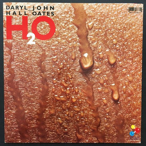 Daryl Hall and John Oates: H2O LP