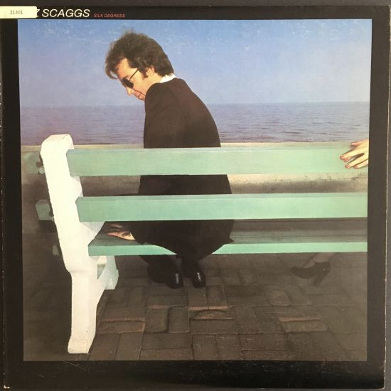 Boz Scaggs: Silk Degrees LP
