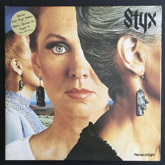 Styx: Pieces of Eight LP