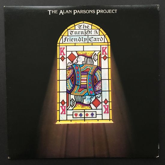 The Alan Parsons Project: The Turn Of A Friendly Card LP