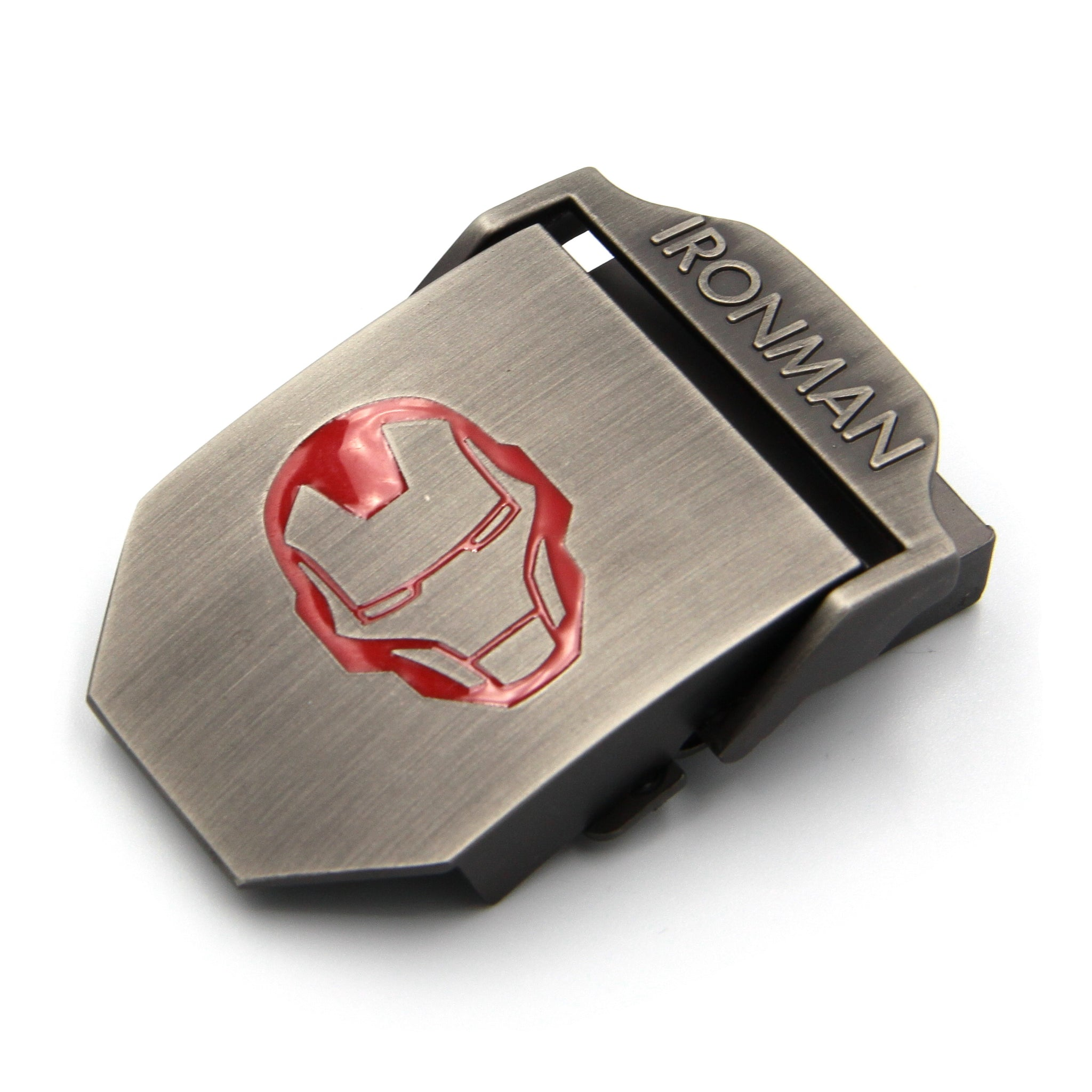 Iron man belt buckle Transformer X Men Canvas belt buckle - Metal Field