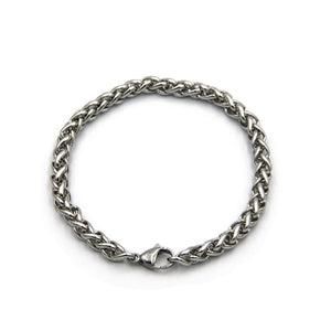 Mens Metal Bracelet Palma Chain Cool Unique Best Designer - Metal Field