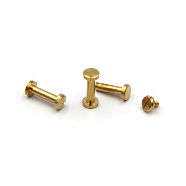 Screw Chicago Rivets 8x15 mm - Metal Field