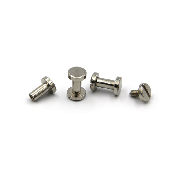 Screw Chicago Rivets 8x9 mm - Metal Field