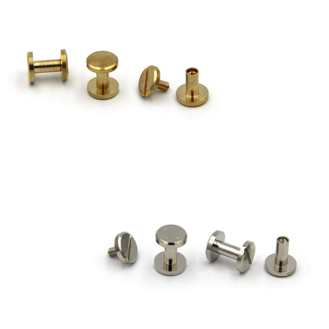 Screw Chicago Rivets 10x9 mm - Metal Field