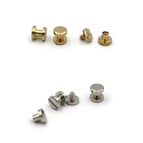 Screw Chicago Rivets 8x4 mm - Metal Field Shop