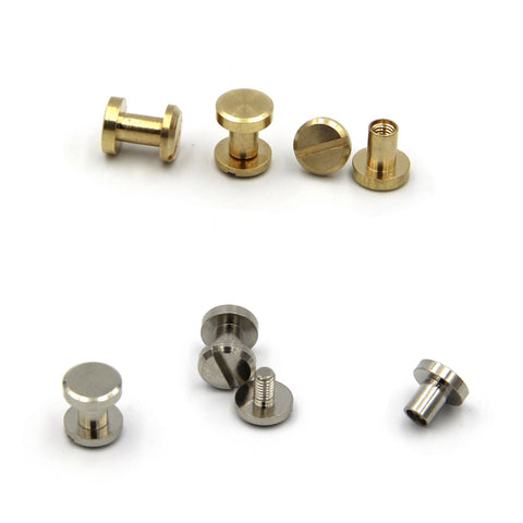 Screw Chicago Rivets 8x6 mm - Metal Field Shop