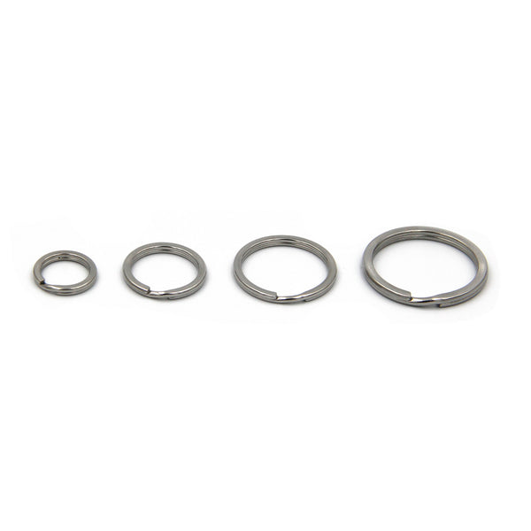 15mm split rings, Stainless Steel Split Ring, Metal split rings - Metal Field