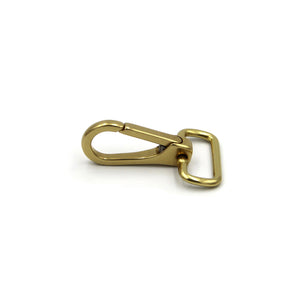 Forging Fixed Loop Snap Hook 25mm - Metal Field