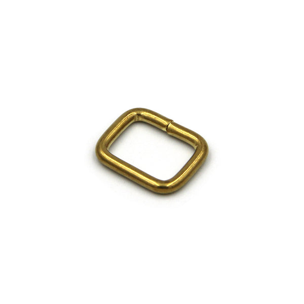 Rectangular Ring Split Loop 16mm - Metal Field