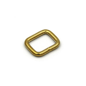 Rectangular Ring Split Loop 20mm - Metal Field