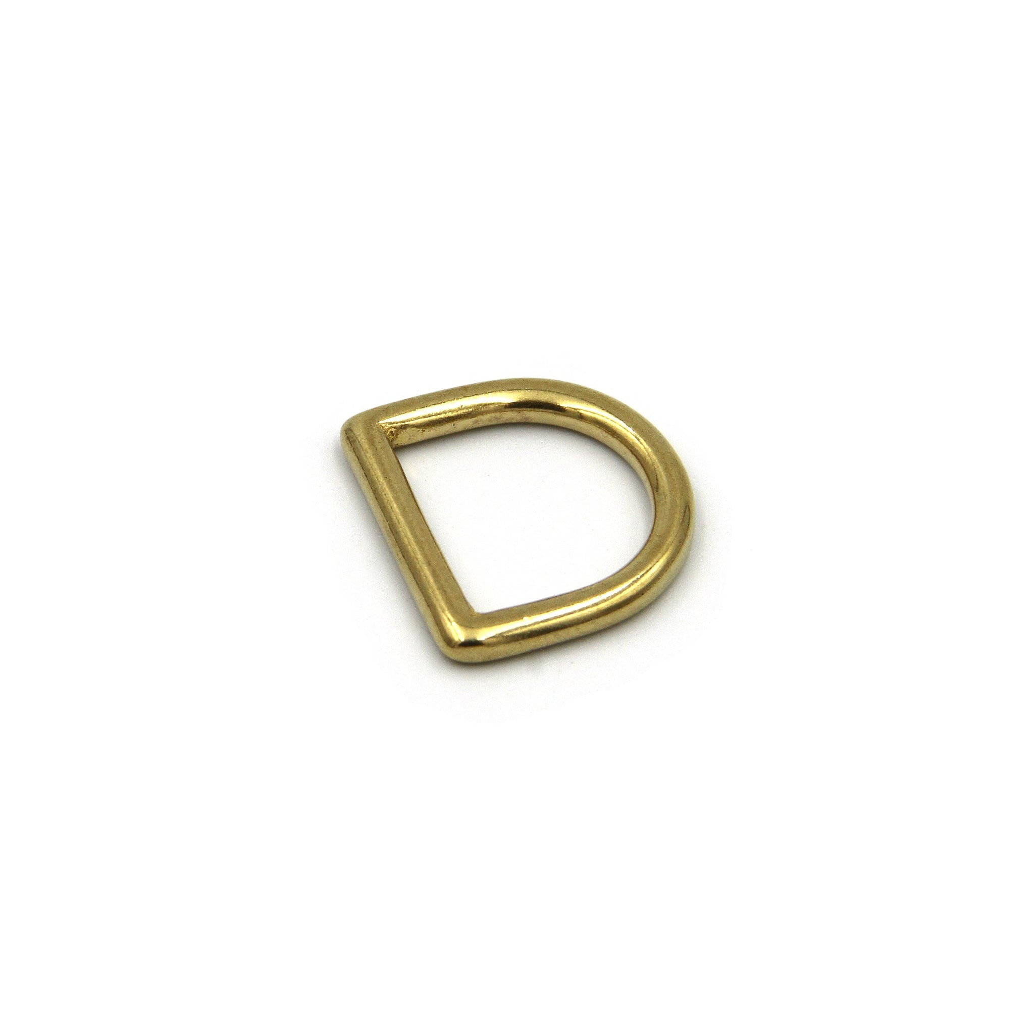 Seamless D Ring 20mm - Metal Field