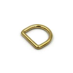 Seamless D Ring 25mm - Metal Field