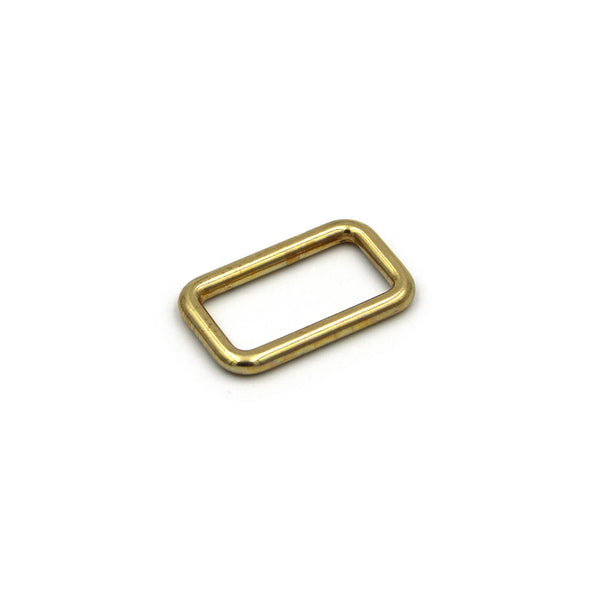 32mm Rectangular brass loop Seamless - Metal Field