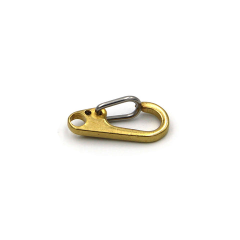 Clasp Lobster Solid Brass 26mm - Metal Field Shop