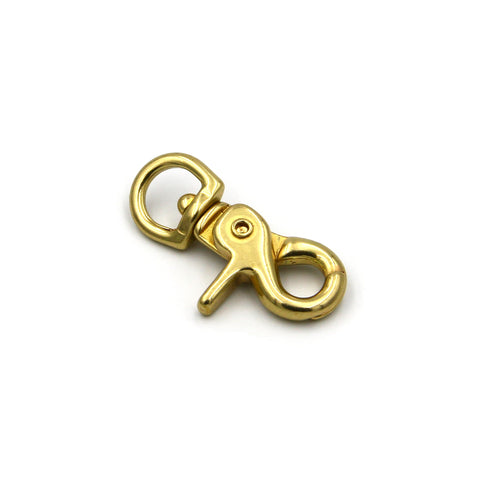 Japan Design Swivel Bolt Snap Hook-46mm - Metal Field