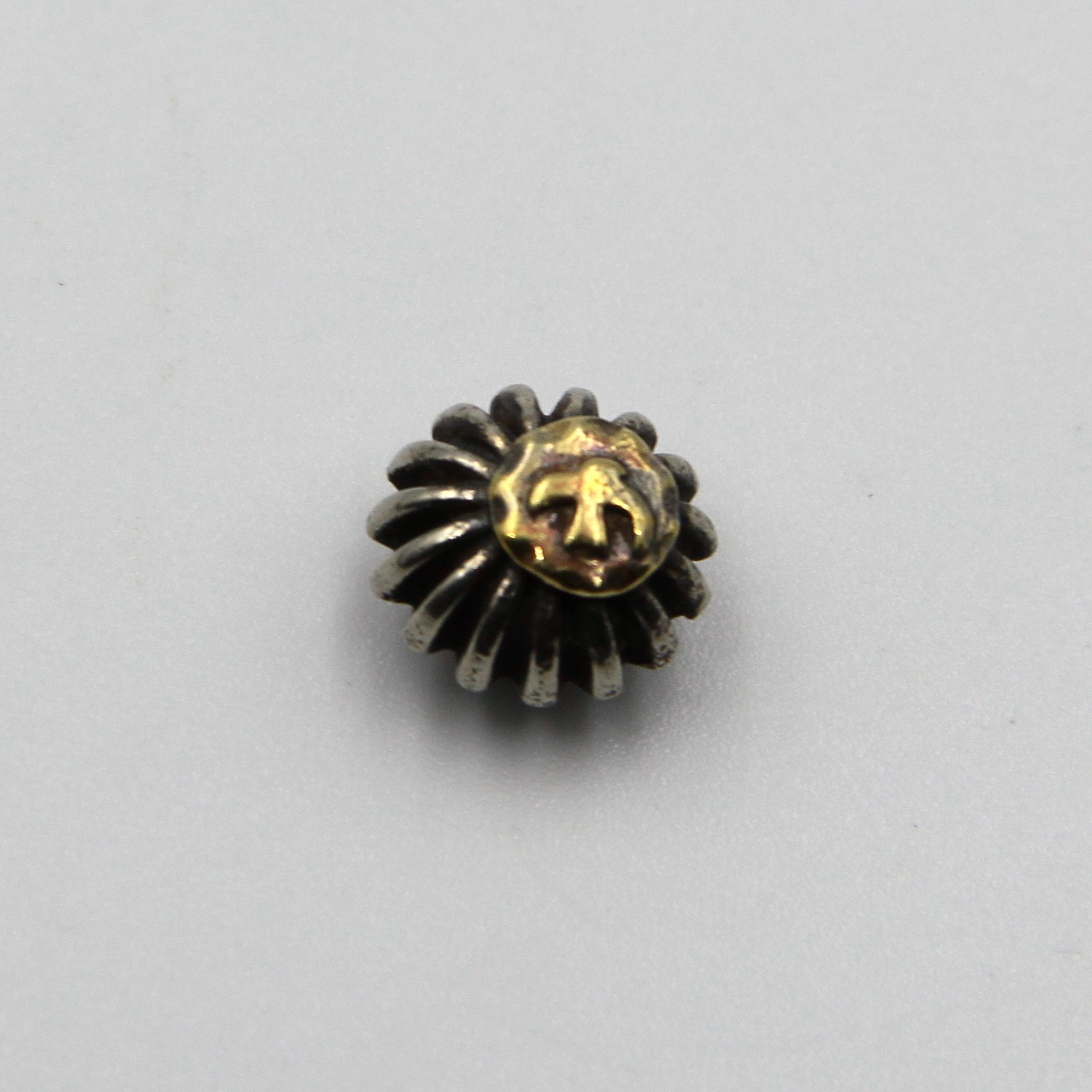 Goros Birds Brass Conchos Leather Craft Decoration Concho Rivets Screw Back - Metal Field