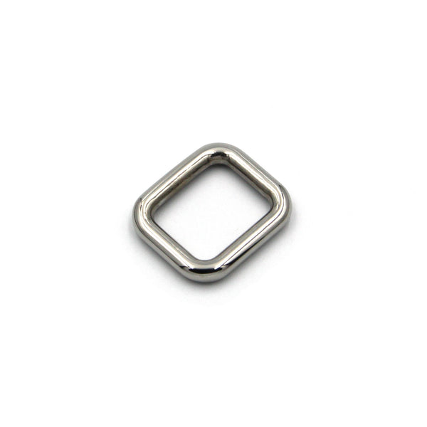 Stainless Rectangular Loop Seamless 20mm - Metal Field