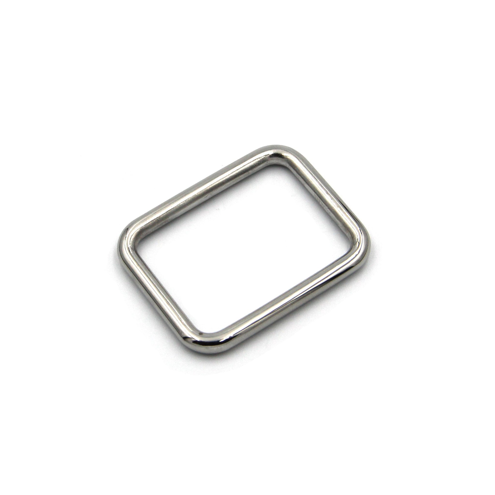 Stainless Rectangular Loop Seamless 40mm - Metal Field