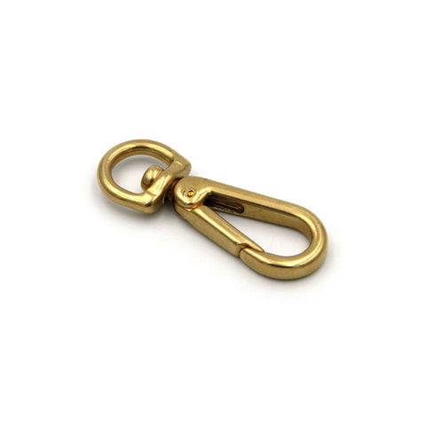 Snap Clasp Japanese Style Swivel Triangle 10mm - Metal Field