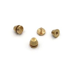 Bucket Studs Screw Back 8 mm - Metal Field