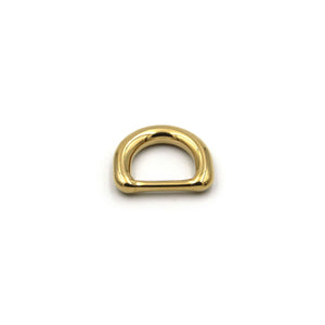 Seamless D Rings Luxury 15mm - Metal Field