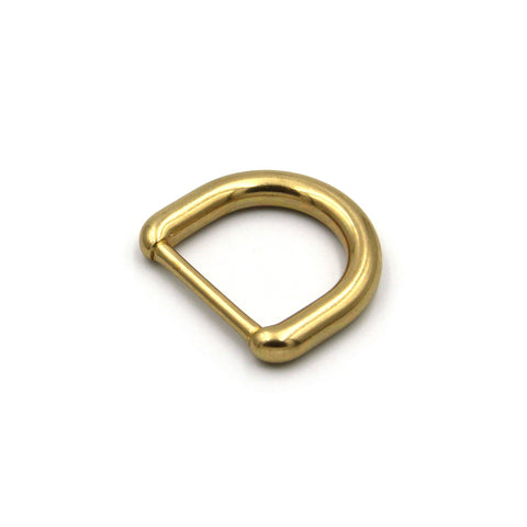 Seamless D Rings Luxury 25mm - Metal Field