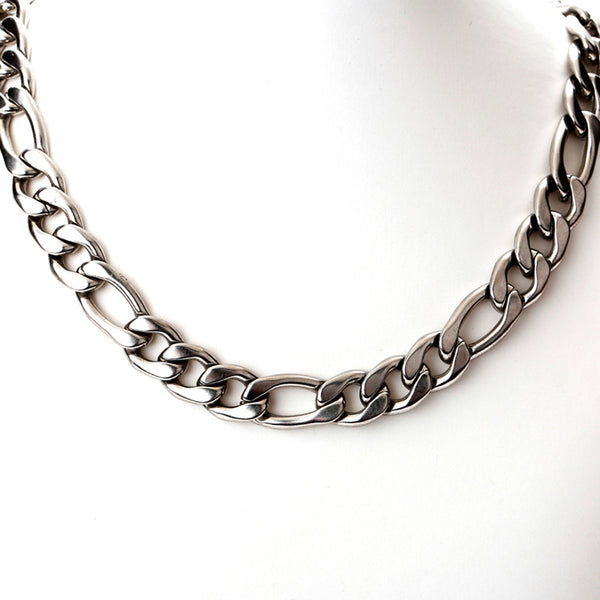 Figaro Chain 9.0mm DIY - Metal Field