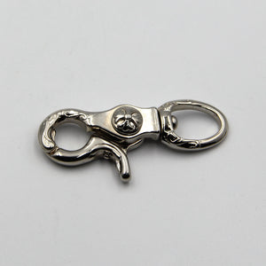 Solid Brass Swivel Clasp Lobster - Metal Field