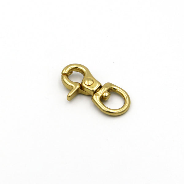 Japan Design Swivel Bolt Snap Hook-36mm - Metal Field