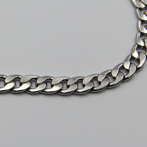 Figaro Chain Stainless Steel 11,5mm - Metal Field