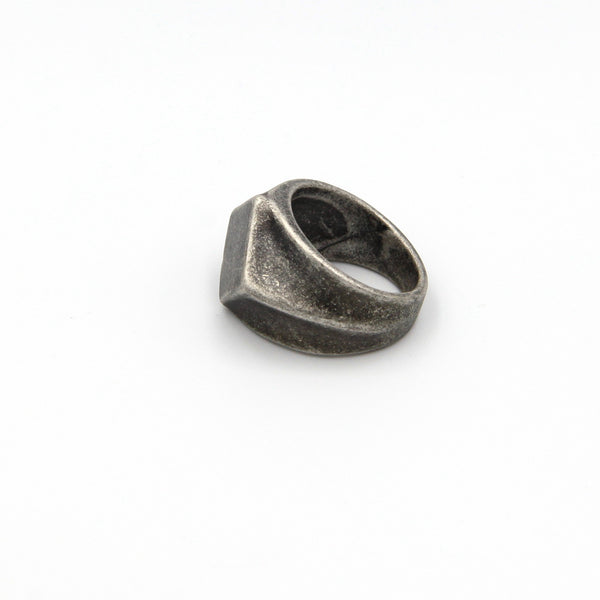 Rhombus Ring Statemeng - Metal Field