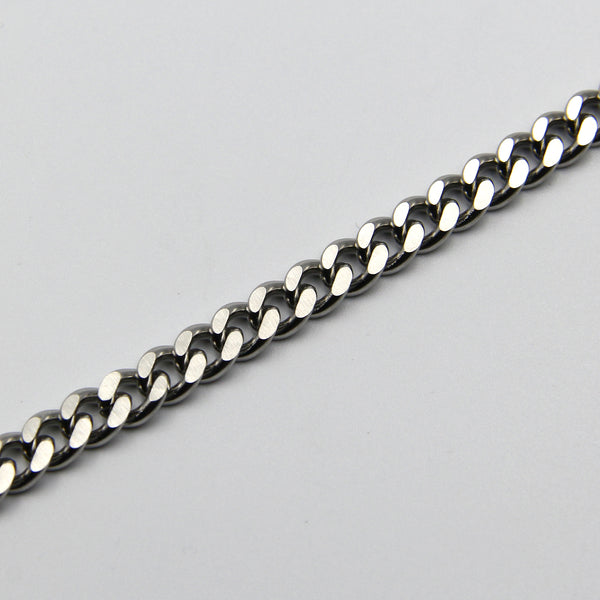 Curb Chain 8mm - Metal Field
