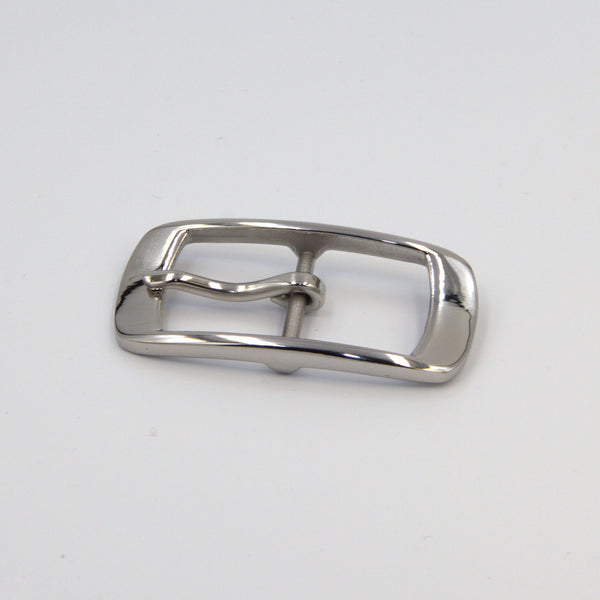 Women's Slim Buckle Shiny Finish Nice Looking - Metal Field Shop