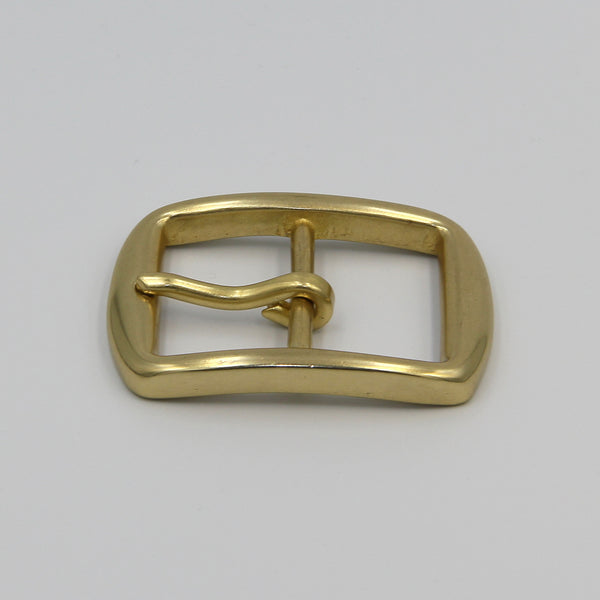 40mm Solid Brass Pin Buckle Western Cowboy - Metal Field