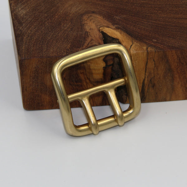Square Double Pin Buckle for Handmade - Metal Field