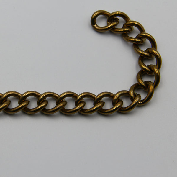 Cable Chain Brass - Metal Field