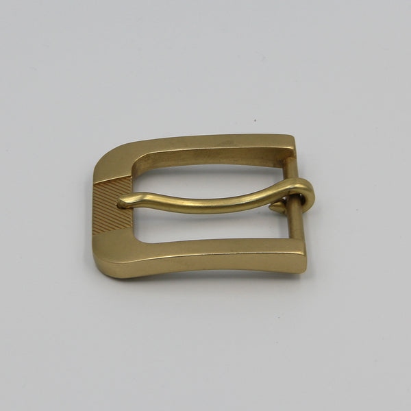 Solid Heavy Duty Brass Buckle - Metal Field Shop