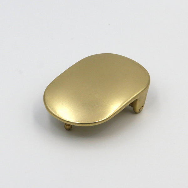 Stamp Buckle Solid Brass, Buckle Template for Hammer - Metal Field