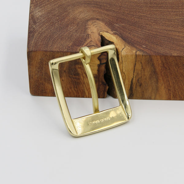 Brass Buckle Gold - Metal Field