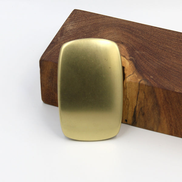 Stable Buckle Solid Brass,Hammer Buckle Base, Reprocessing Buckle - Metal Field