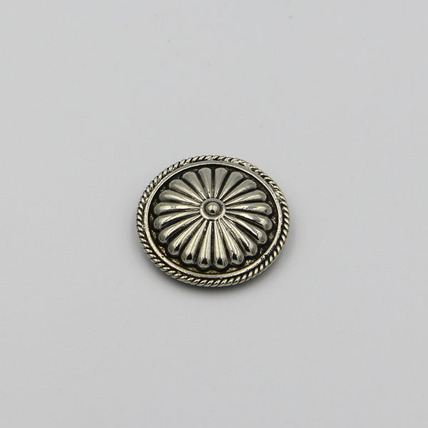 Boho Style Conchos Leather Craft Decoration Concho Rivet - Metal Field